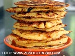 BLINIS ó PANQUEQUES RUSOS (sin TACC)